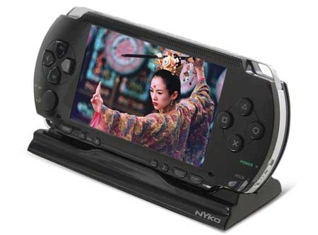 Film op Playstation Portable
