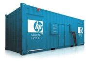 HP POD datacenter zeecontainer