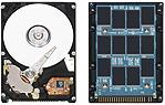 Ssd vs hard disk (klein)