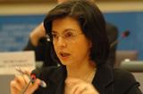EU-commissaris voor consumentenbescherming Meglena Kuneva