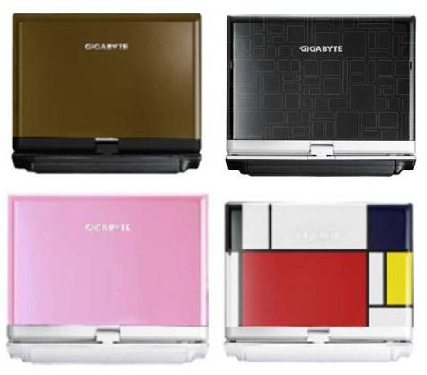 Gigabyte M912 mini-tablet