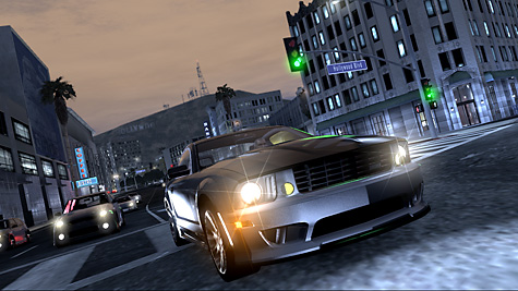Midnight Club LA hands-on
