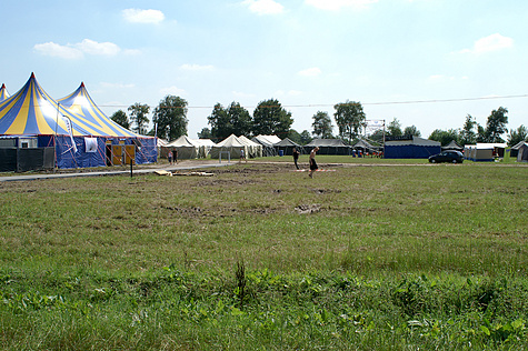 Campzone 2008 - activiteitenveld