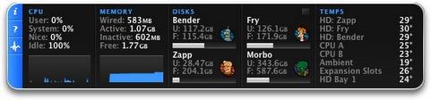 iStat Pro screenshot (481 pix)