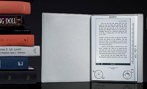 Sony Reader epub-ondersteuning
