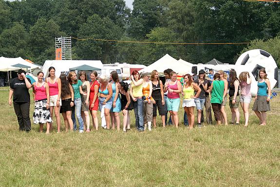 Campzone 2008 - De vrouwen van Campzone