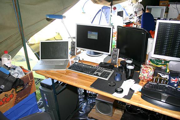 Campzone 2008 - Robin