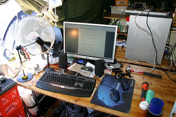 Campzone 2008 - Technicality