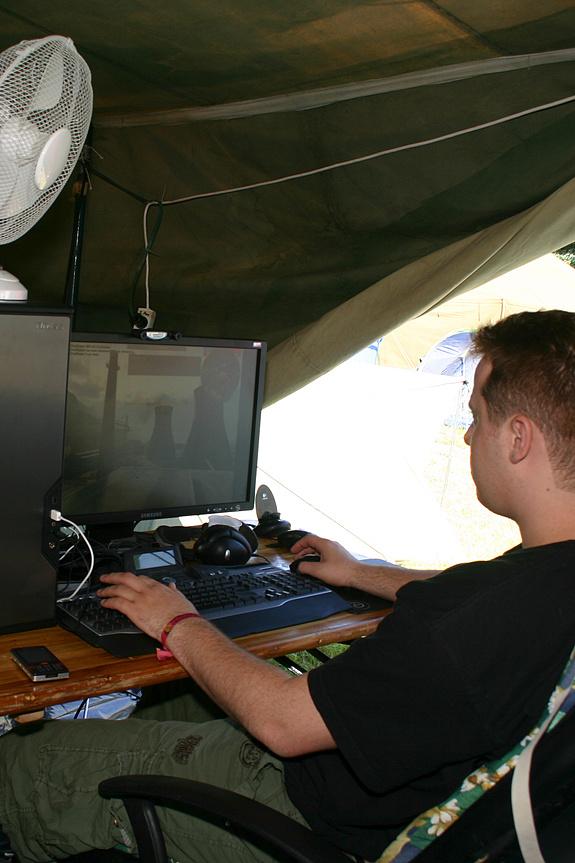 Campzone 2008 - Cuber