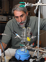 professor Daniel Nocera van het MIT