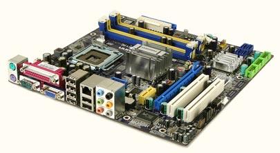 Foxconn G33M-S moederbord