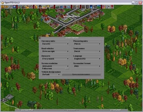 OpenTTD 0.6.2 screenshot (481 pix)