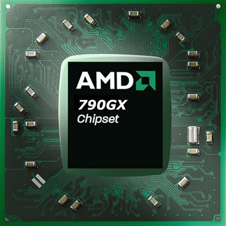 AMD 790GX-chipset