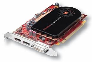 AMD ATI Firepro V5700