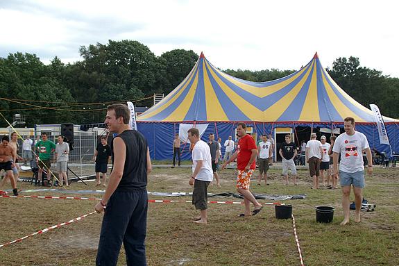 Campzone 2008 - Waterballongevecht