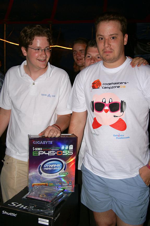 Campzone 2008 - De winnaars van de tv-tunescompo