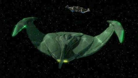 Romulan Bird of Prey