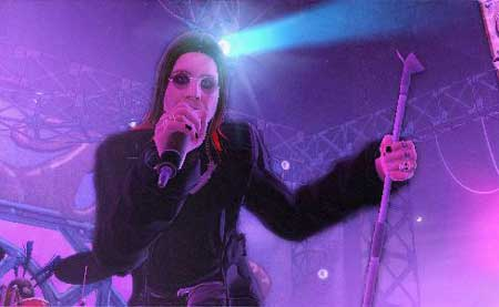 Ozzy Osbourne in Guitar Hero World Tour