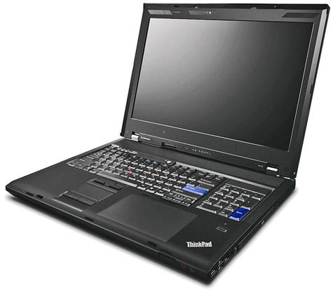 Thinkpad W700