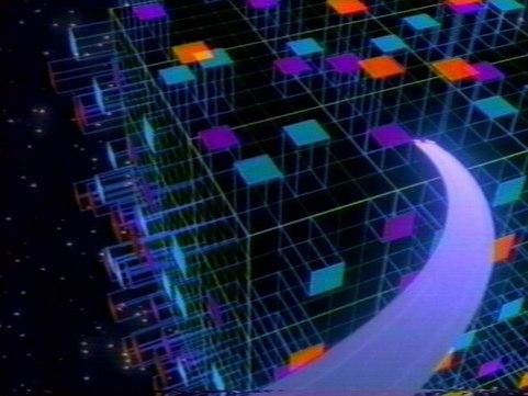 Screenshot uit Cube Quest (481 pix)
