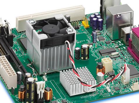 Intel D945GCLF2 Atom 330