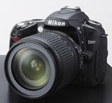 Nikon D90 klein