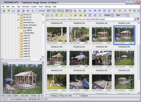 FastStone Image Viewer 3.6 b�ta 2 screenshot (481 pix)
