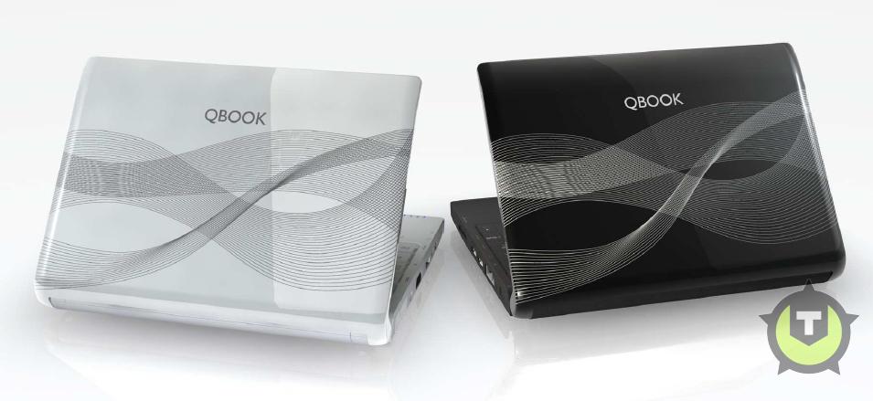 Foxconn qbook