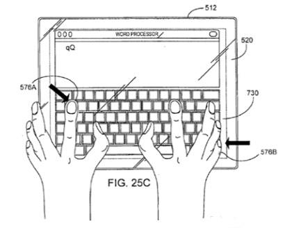 Apple patentaanvraag iTablet