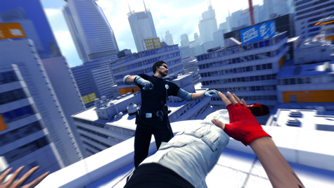 GC: Mirror's Edge
