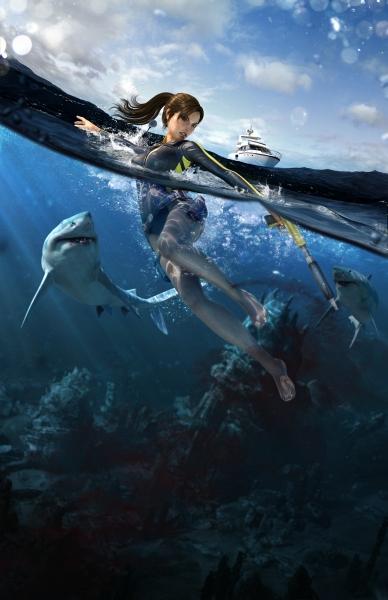 Lara is terug: TRU