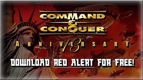 Command & Conquer: Red Alert 13th anniversary