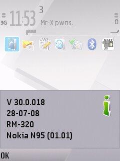 N95 8GB met firmware 30.0.018
