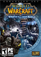 Box World of Warcraft: Wrath of the Lich King
