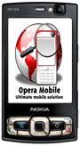 Nokia N95 8GB met Opera Mobile