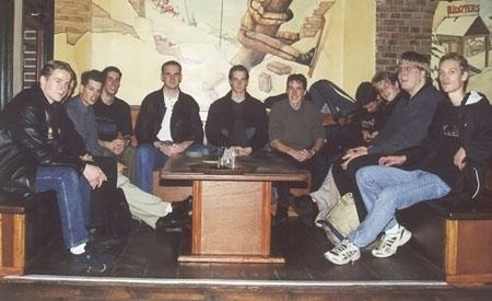 Crewmeeting 2000