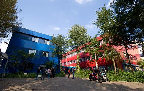HKU faculteit Kunst, Media & Technologie september 2008 (klein)
