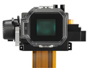 Panasonic Lumix DMC G1: elektronische viewfinder