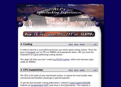 Ftl_F's Overclocking Experiences (klein)