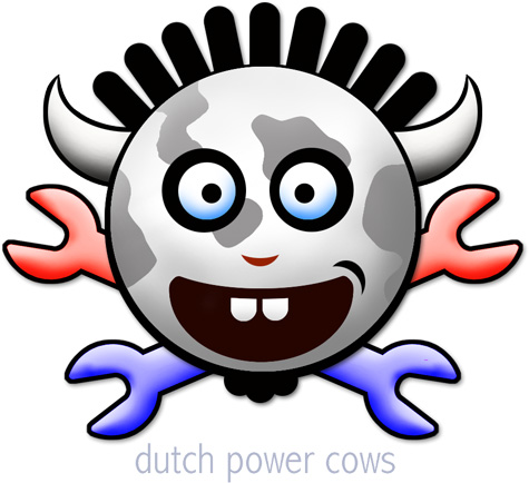Dutch Power Cows logo (klein)