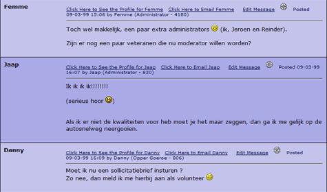 GoT 1999: Moderator worden (klein)