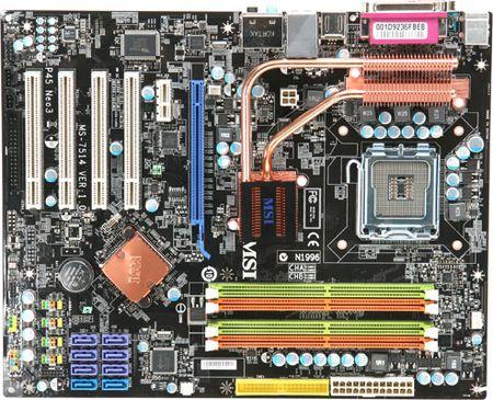 MSI P45 Neo3-FIR