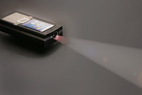 Projector telefoon