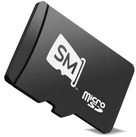 Slotmusic Microsd