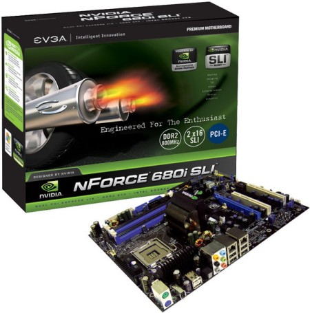 Evga NF68 nForce 680i SLI