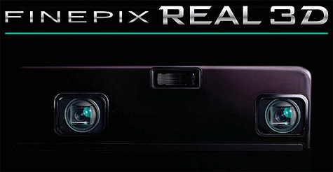 Fujifilm Finepix Real 3D