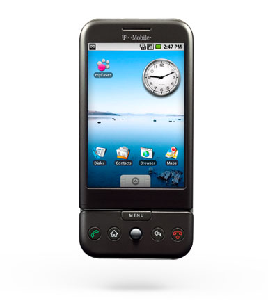 Google T-Mobile G1 1