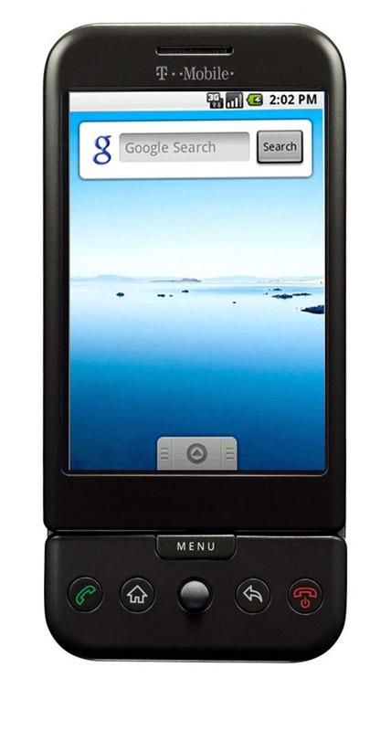 T-Mobile zal Android-telefoon G1 voor 179 dollar in VS ...