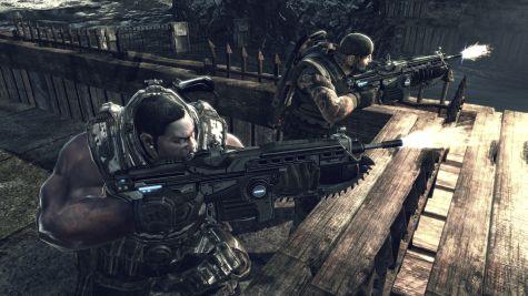 Gears of War 2 - screenshot