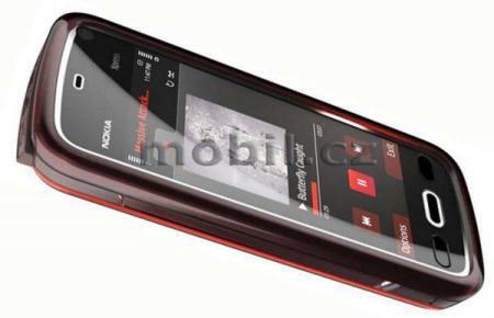 Nokia 5800 Xpressmedia productfoto